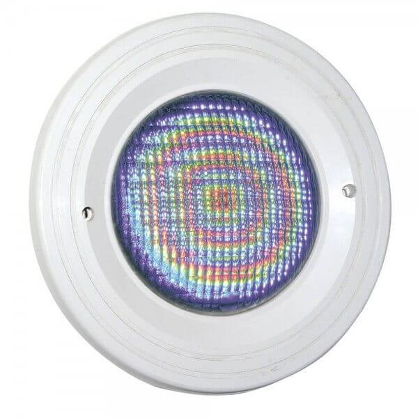 BWT Bunter LED-Scheinwerfer Folienbecken, Weiß
