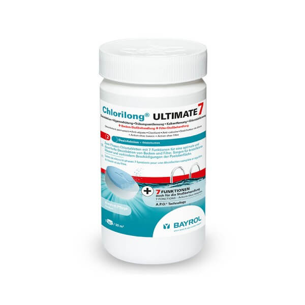 Bayrol Chlorilong ULTIMATE 7 1,2 kg - vormals VariTab