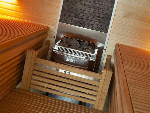 Bio-Saunaofen Topclass Combi 5-9 kW - ohne Steuerung
