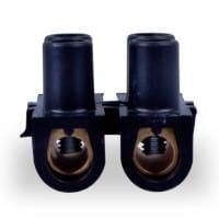 BWT Kabelanschlussdose für Pool Scheinwerfer, weiß - Lüsterklemme
