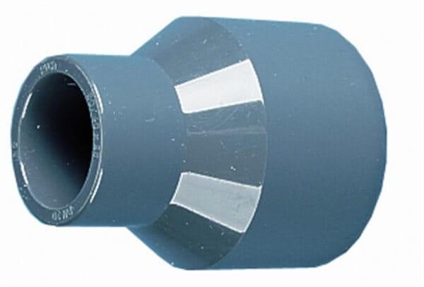 Reduzier-Stutzen, lang, 25-20-20 mm