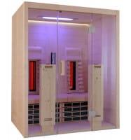 Infrarotkabine VitaMy, 164x120x202 cm, 2 Personen