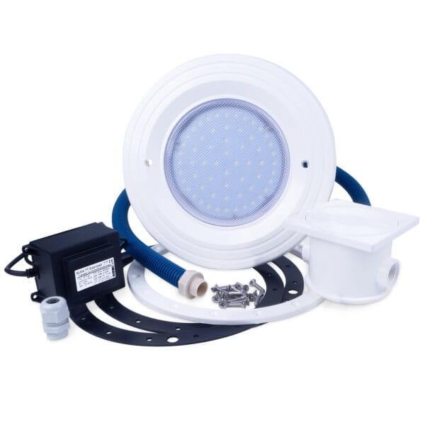 BWT Poolscheinwerfer 1er SET, Power-LED, weiß, 12 V