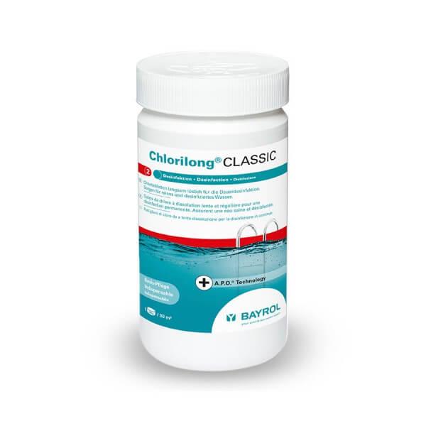 Bayrol Chlorilong CLASSIC 1,25 kg - vormals Chlorilong
