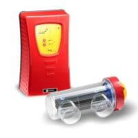 Salzelektrolyseanlage TECNO 21G, verschiedene Ausführungen, 80 m³