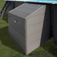 Filterkasten für Composite Pools, 80 x 60 x 115 cm