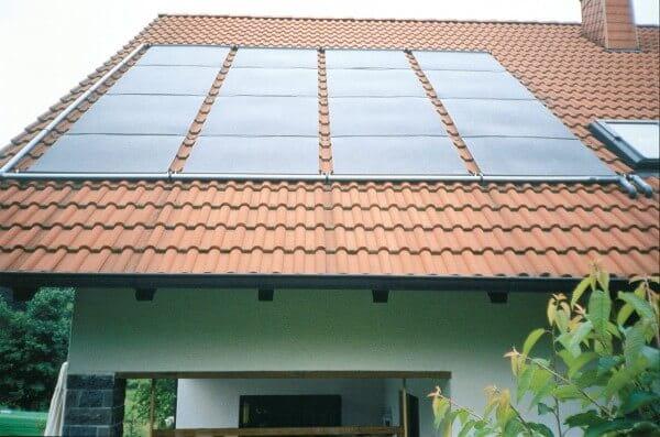 Premium Solar - Solarabsorber Grundset 4,8 m²