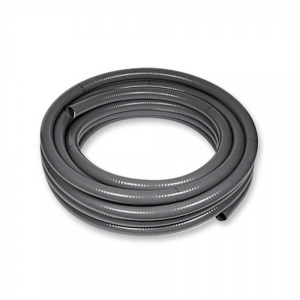 1 m PVC Hartrohr, 50 mm