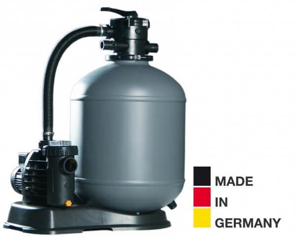 Sandfilteranlage HP 47/A11, Ø 470mm, Aqua Plus 11 m³/h, bis 50m³