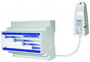 Steuergerätempfänger für ASTRAL Scheinwerfer (27818)