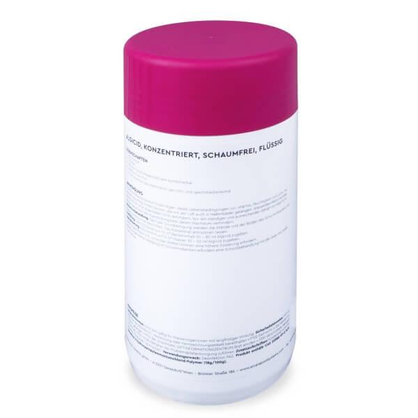 BWT - Algicid konzentriert, schaumfrei, flüssig - Anwendung