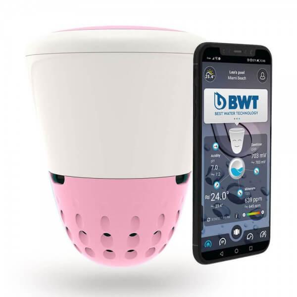 automatischer Wassertester BWT Ico