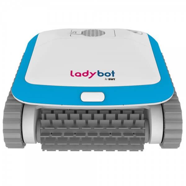 automatischer Poolroboter leicht, klein, Boden- und Wand
