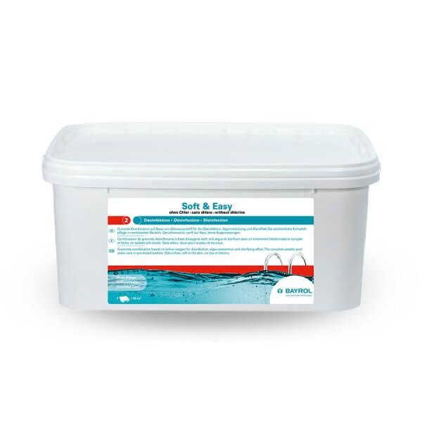 Bayrol Soft & Easy 2,24 kg - 20m³ Pools