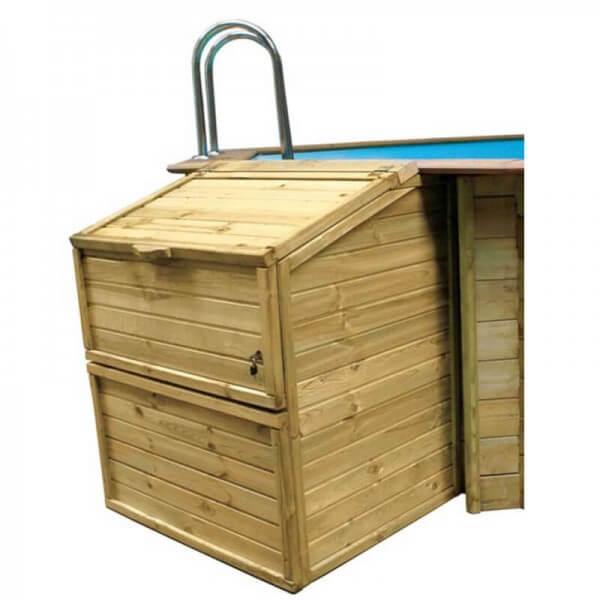 Filterkasten für Holzpool