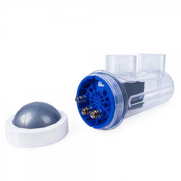 Salzelektrolyseanlage SALT 7G-PH, 25m³ - Zelle geöffnet