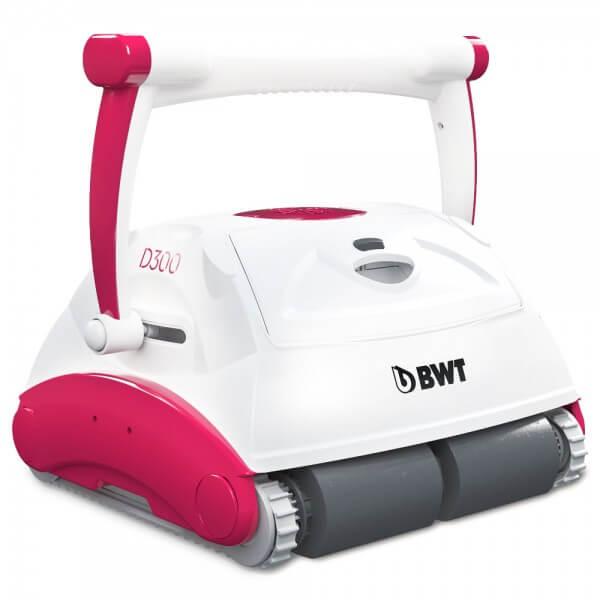 BWT Poolroboter halten Ihren Pool sauber