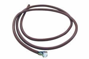 Silikonkabel 5-polig 2,5 mm²