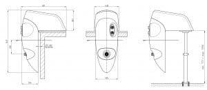Einhänge-Gegenstromanlage Badu Jet perla 230 Volt