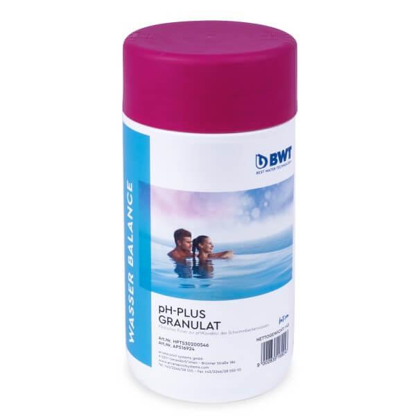 BWT AQA marin pH-Plus, Alkalipulver/Granulat, 1 kg