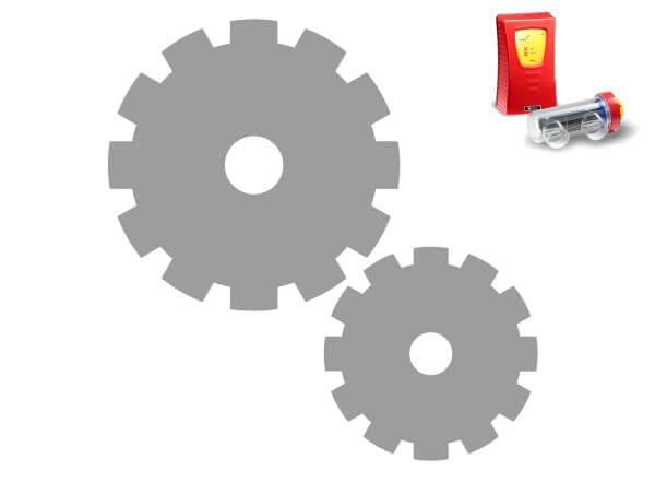 Transparentes Zellengehäuse für TECNO 7G/12G Salzelektrolyseanlagen