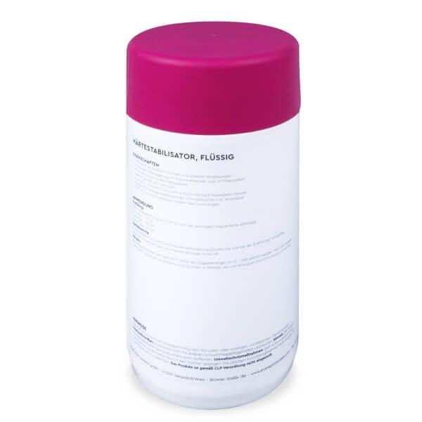 BWT - Härtestabilisator, flüssig - Anwendung