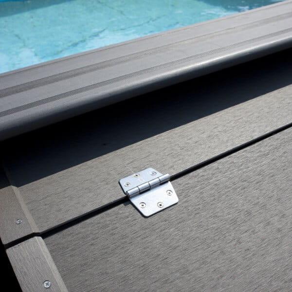 Filterkasten für Composite Pools, 80 x 60 x 96 cm