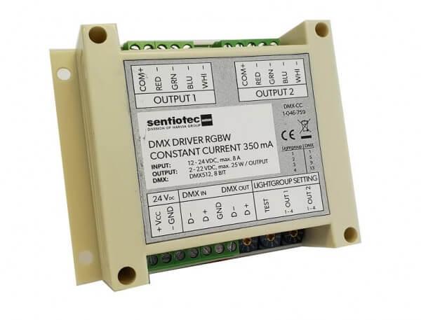 DMX Treiber für LED Spot 350 mA