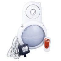 SEAMAID Einhänge-Scheinwerfer, LED, RGB, 12 V, auf Einlaufdüse