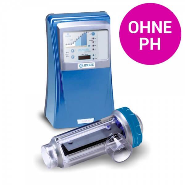 Salzelektrolyseanlage DOMOTIC 32G, ohne pH, 120 m³