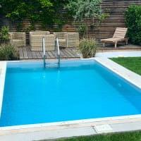 Poolfolie für Styroporpool 400 x 300 x 150 cm
