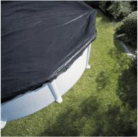 Winterplane für GRE Stahlwandpool rund 550 cm