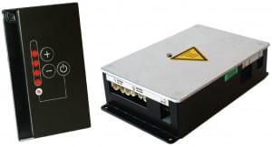 Infrarotsteuerung Infrabox Basic Set schwarz