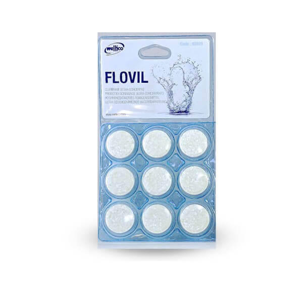 Bayrol Flovil-Floc Tab 9 x 11 g