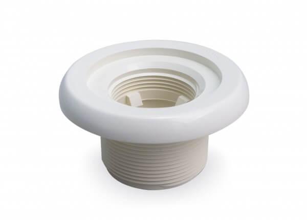 Grundelement MTS 40 mm 2/50 cremeweiß