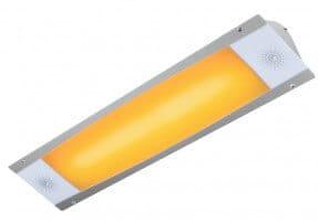 Farblampe mit integrierten Lautsprechern wave.com4