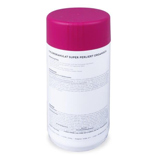 BWT - Chlorgranulat, super - perliert - organisch - Anwendung