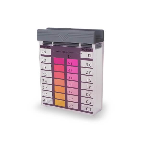 Test Kit Chlor und pH