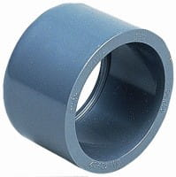 Reduzier-Stücke, kurz, 40-20 mm