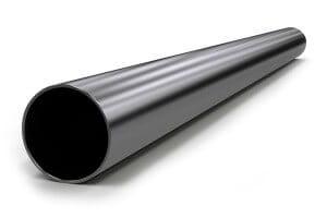 PVC Hartrohr 50 mm, 1 m Länge