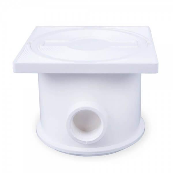 BWT Kabelanschlussdose für Pool Scheinwerfer, weiß
