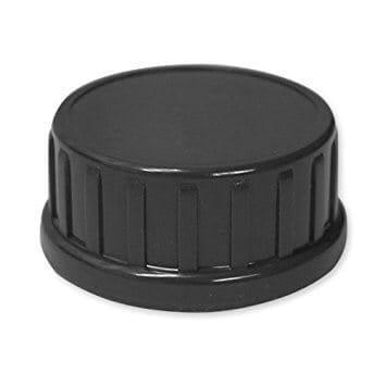 PVC Verschlusskappe Gewinde für TECNO pH, TECNO pH Serie 2, DOMOTIC und DOMOTIC LOW SALT Salzelektro