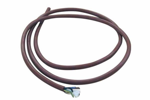 Silikonkabel 7-polig 2,5 mm²
