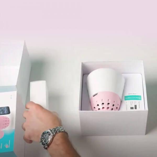 automatischer Wassertester BWT Ico Unpackaging
