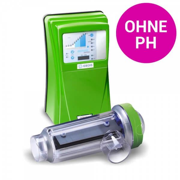 Salzelektrolyseanlage DOMOTIC LOW SALT 24G, ohne pH, 80 m³