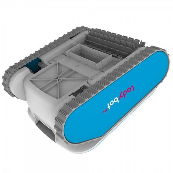 BWT Poolroboter L200 für Wand- und Bodenreinigung