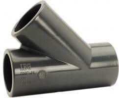 T-Stücke 45 Grad, egal, 50 mm