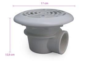 Bodenablauf Ø 170 mm (27814)