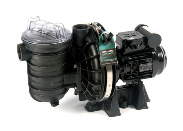 Poolpumpe Duraglas I P-STR-151 (5P2RF-1), 230 V