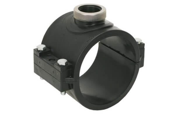 """Anbohrschelle 50 mm - 1/2"""""""